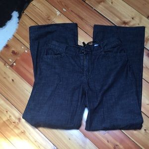Lucky brand jeans stowaway sailor jeans size 4